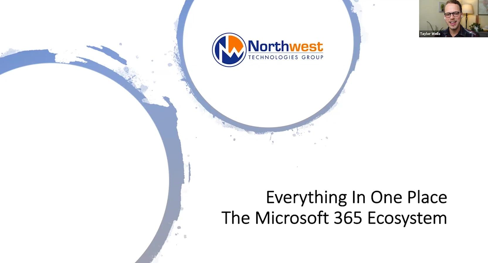 NW Techs - Webinar - M365 - June 2021