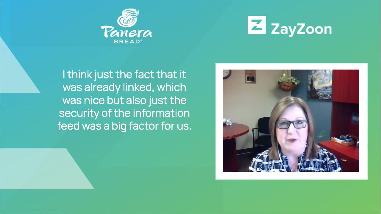 ZayZoon + Panera Bread Case Study - Final