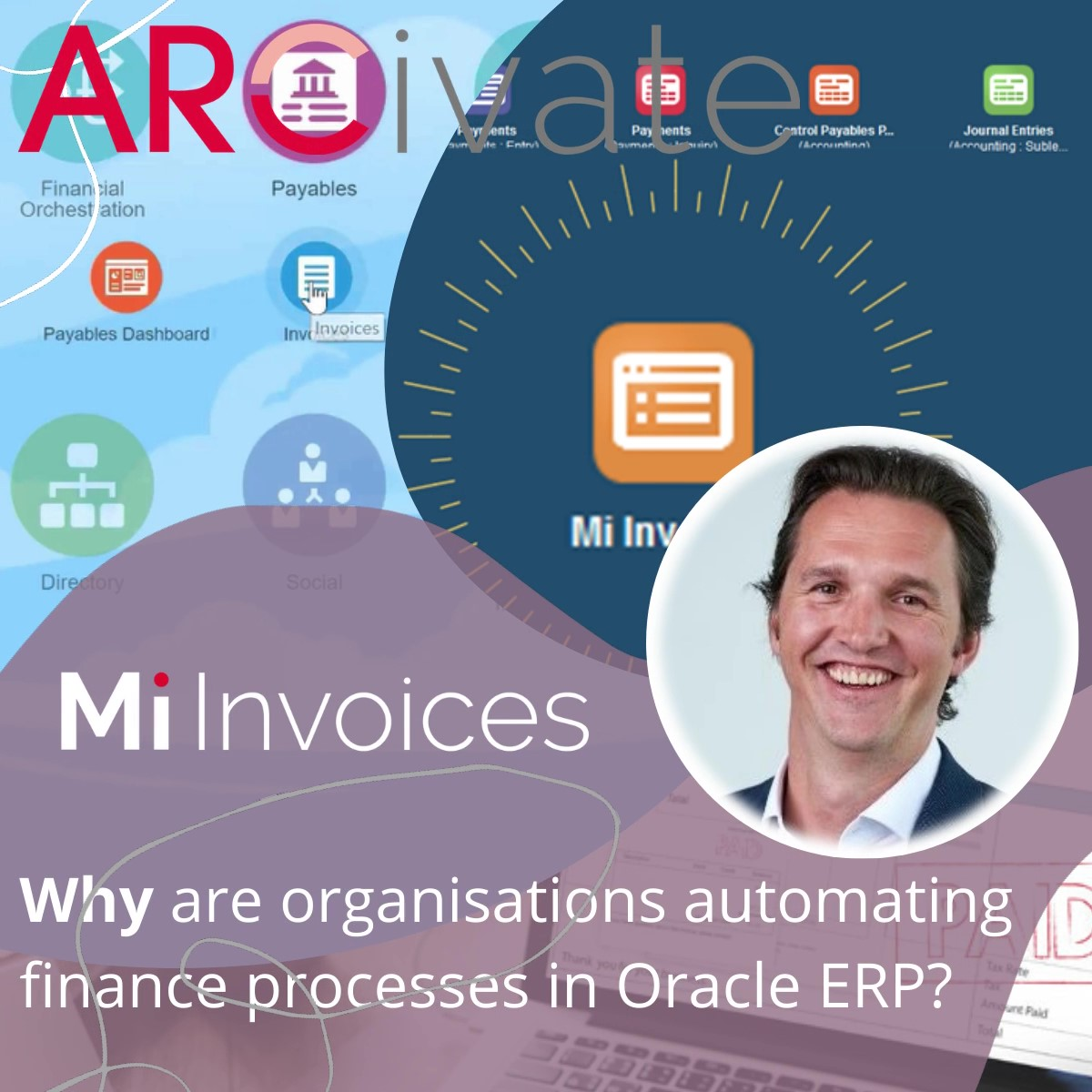 Automating your Oracle ERP Cloud or EBusiness Suite application