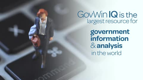 Deltek GovWin IQ - Find and Win Government Business