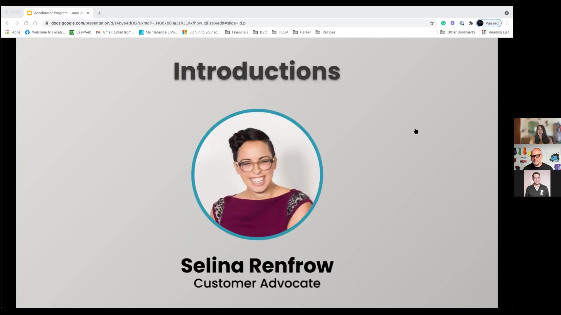 APP - June 2021 - Intro