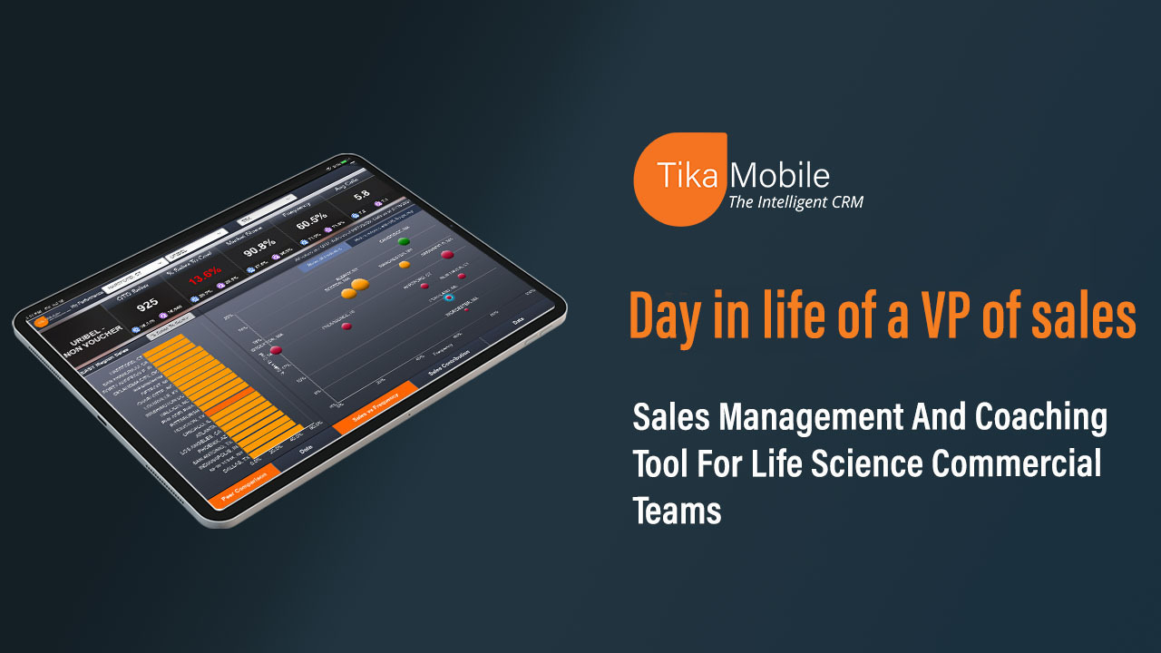TikaManagement - Sales Management and Coaching Tool Life Science Commercial Teams