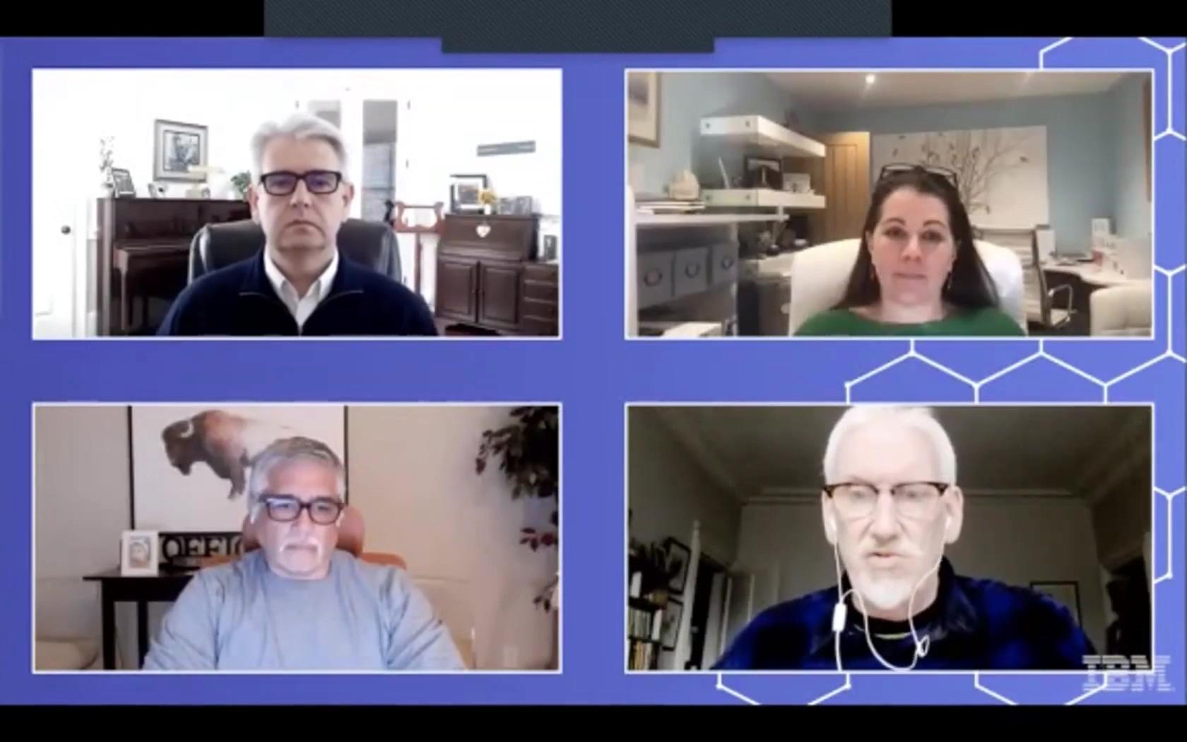 IBM Webinar 3 - The Future of Resiliency