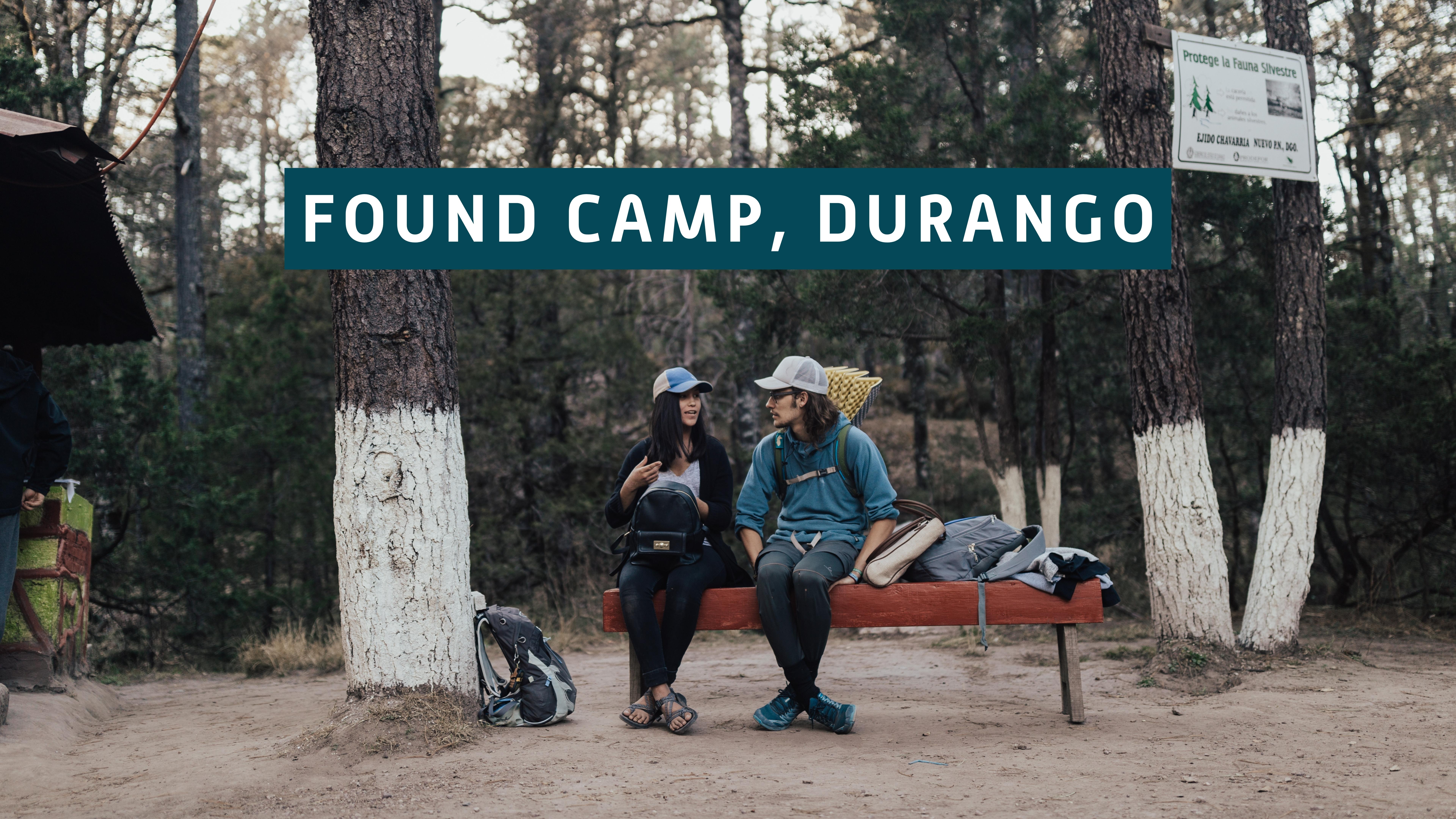 Found Camp - Durango