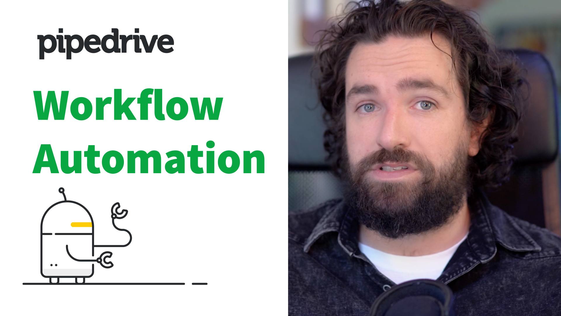 Growing With Pipedrive - Automations Introduction