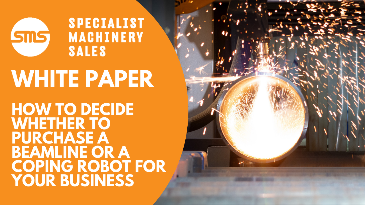 SMS Case Study- How to decide whether to purchase a beamline or a coping robot for your business