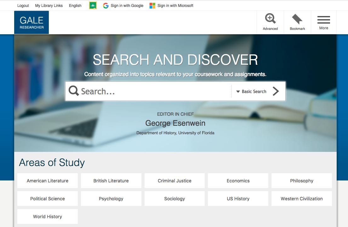Gale Researcher Webinar Thumbnail