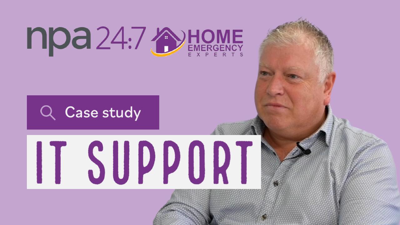 NPA - IT Support 2021