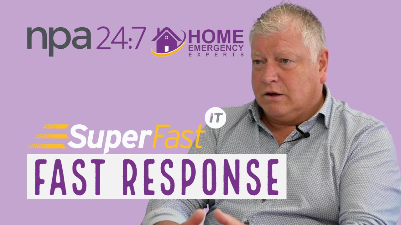 Fast response NPA