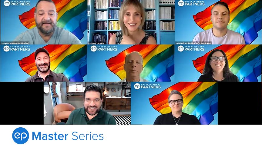 Master Series Pride Panel