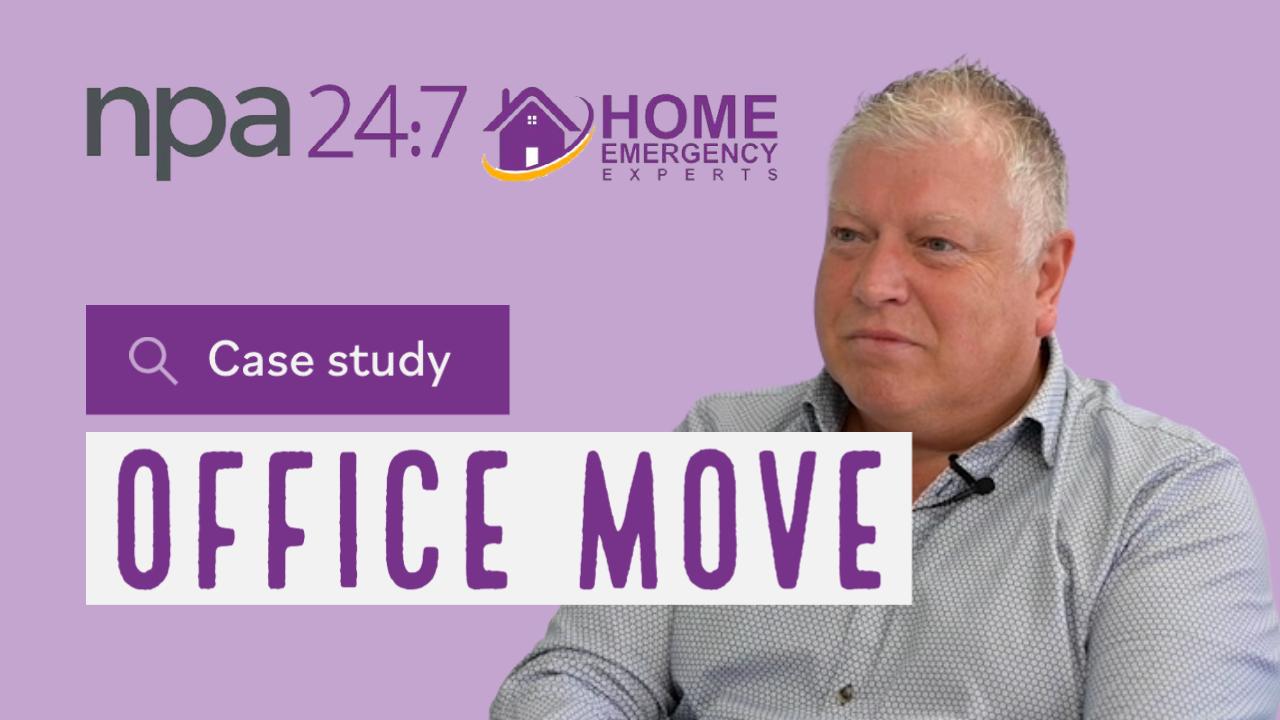NPA office move case study01