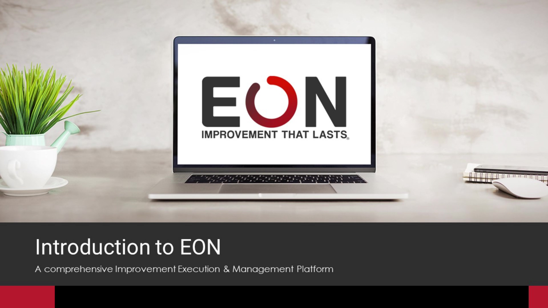 EON Demo Overview