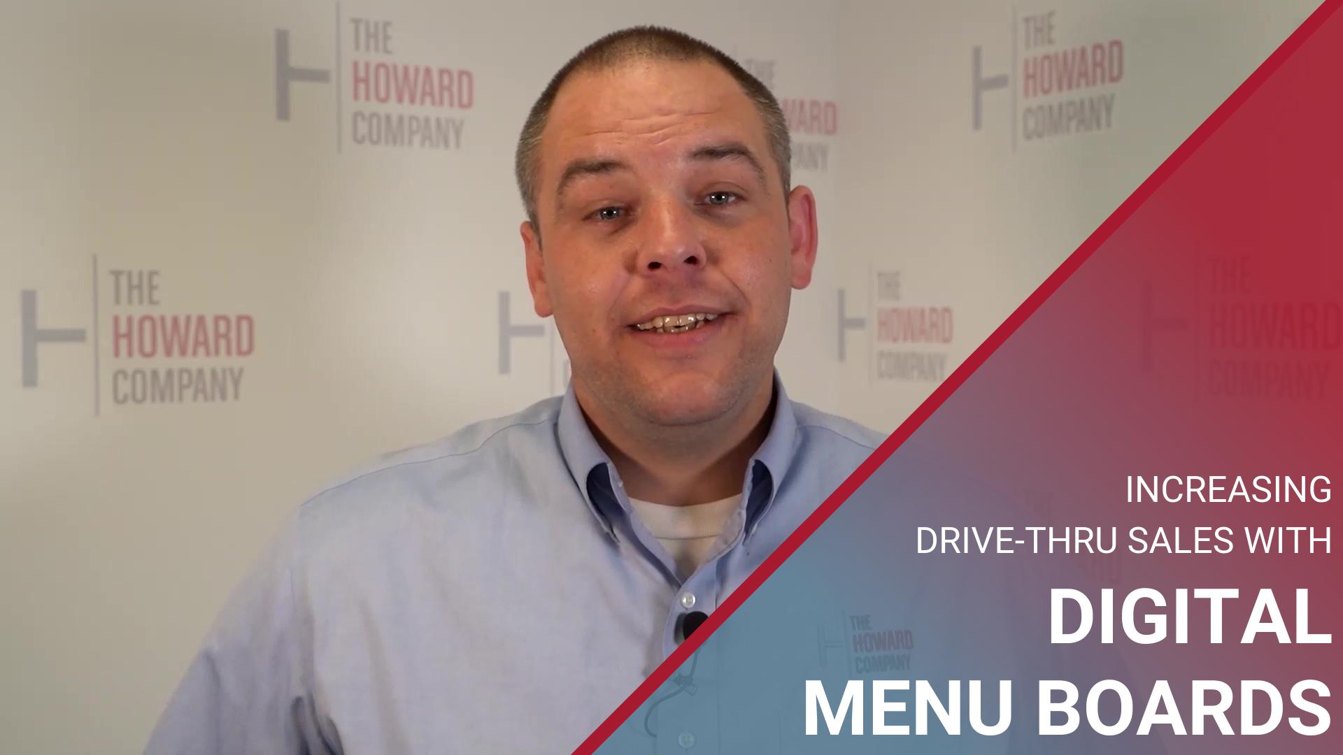 Increasing Drive-Thru Sales with Digital Menu Boards