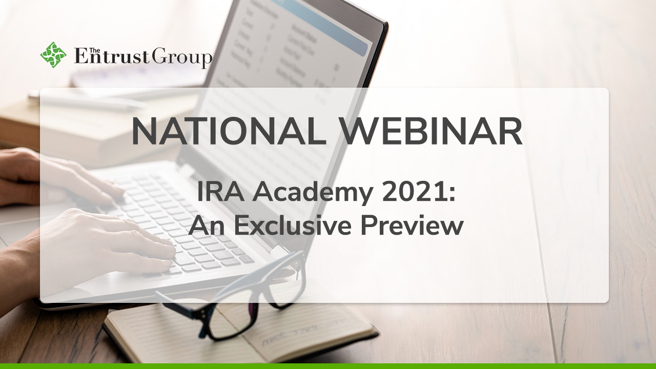 IRA Academy_2021_ An Exclusive Preview