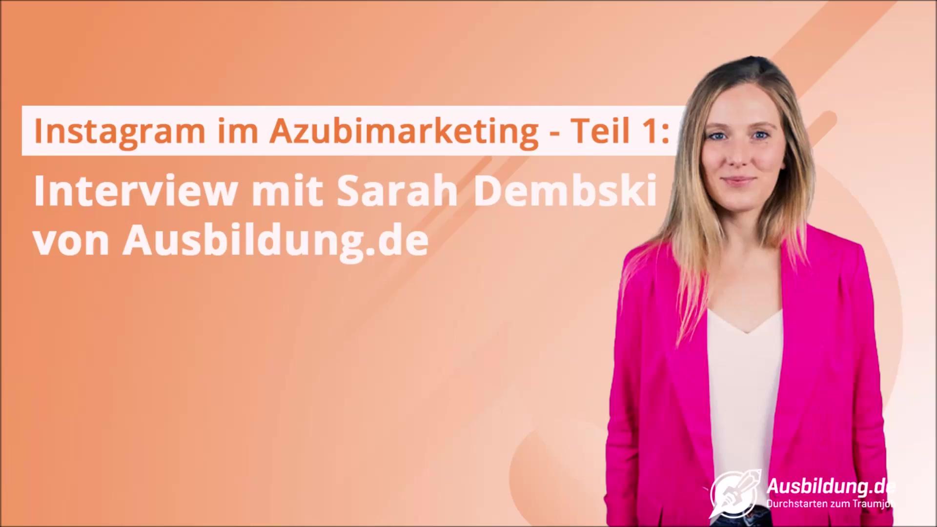 Instagram im Azubimarketing_Experten-Interview mit Ausbildung.de