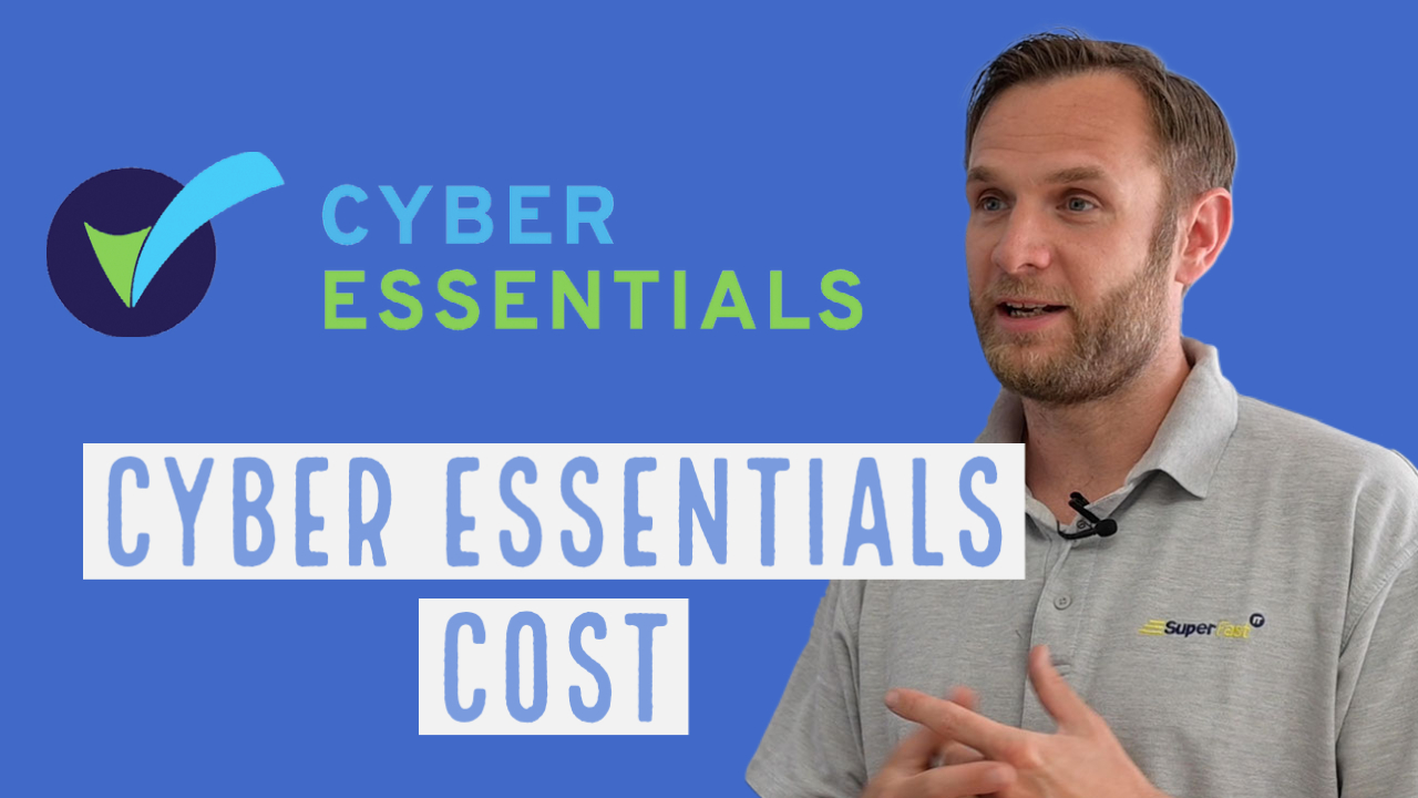 Cyber Essentials cost