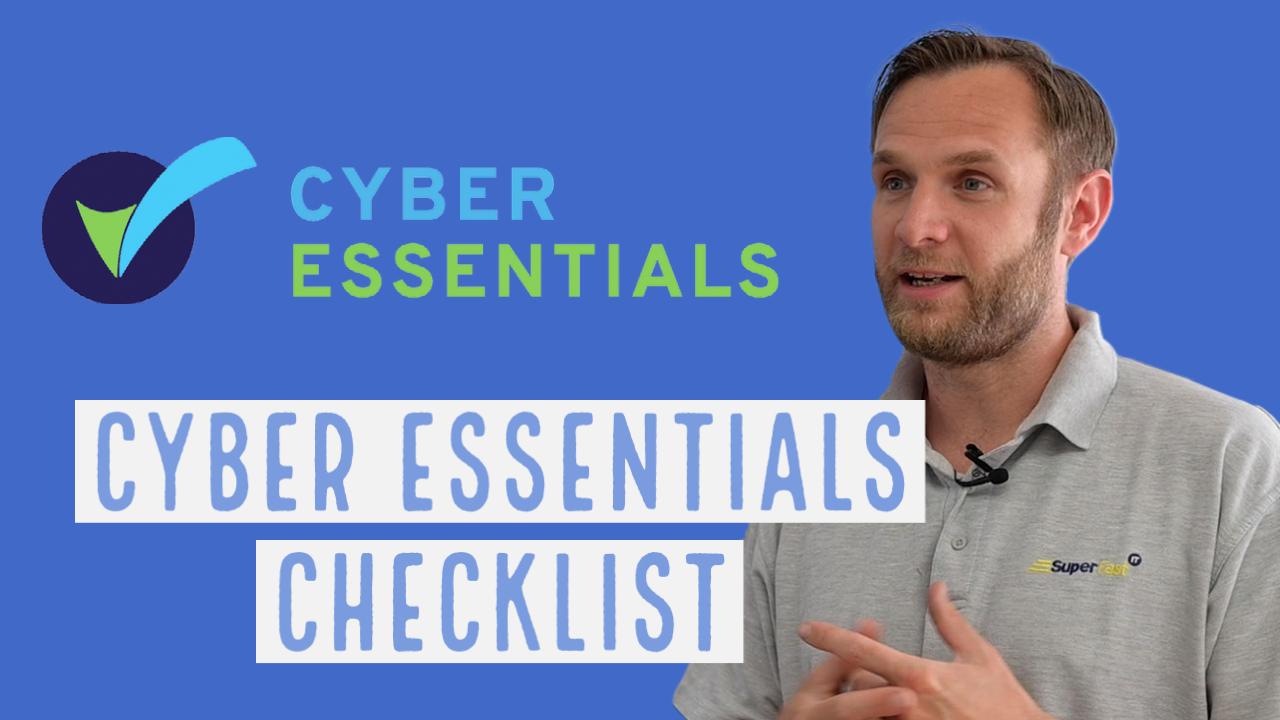 2. Cyber Essentials Checklist