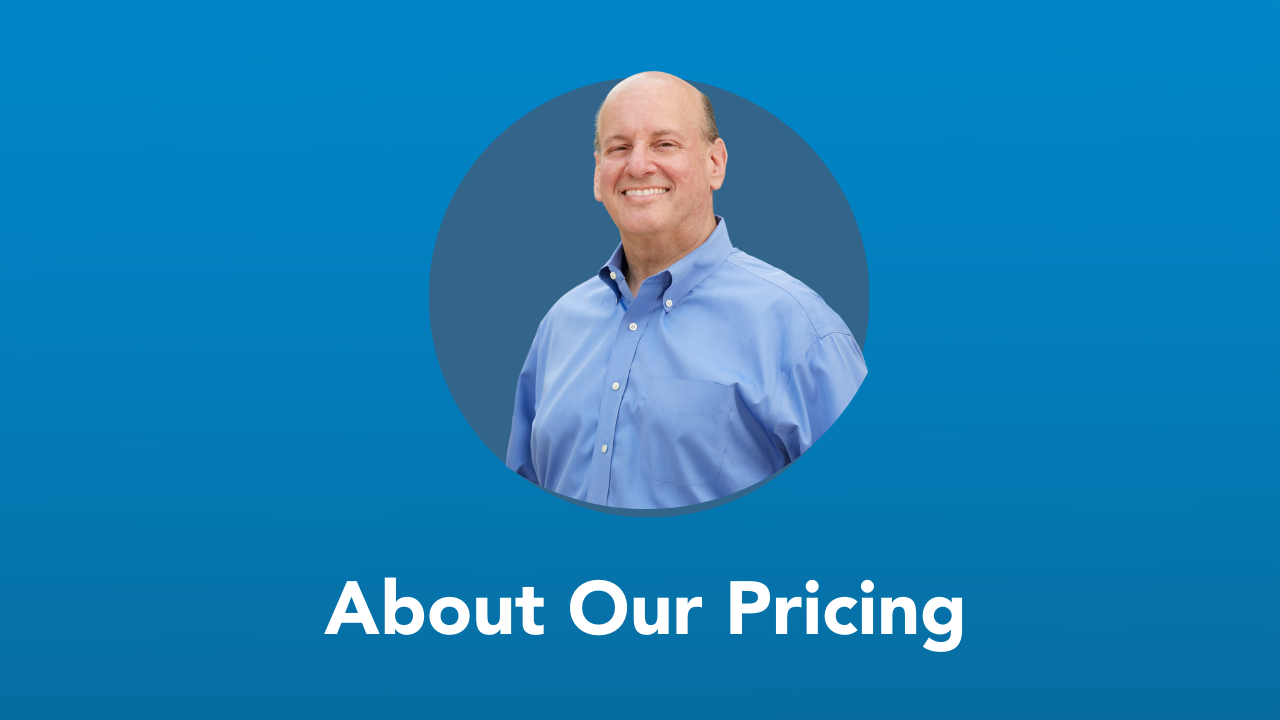 LBR 2021 Pricing Video