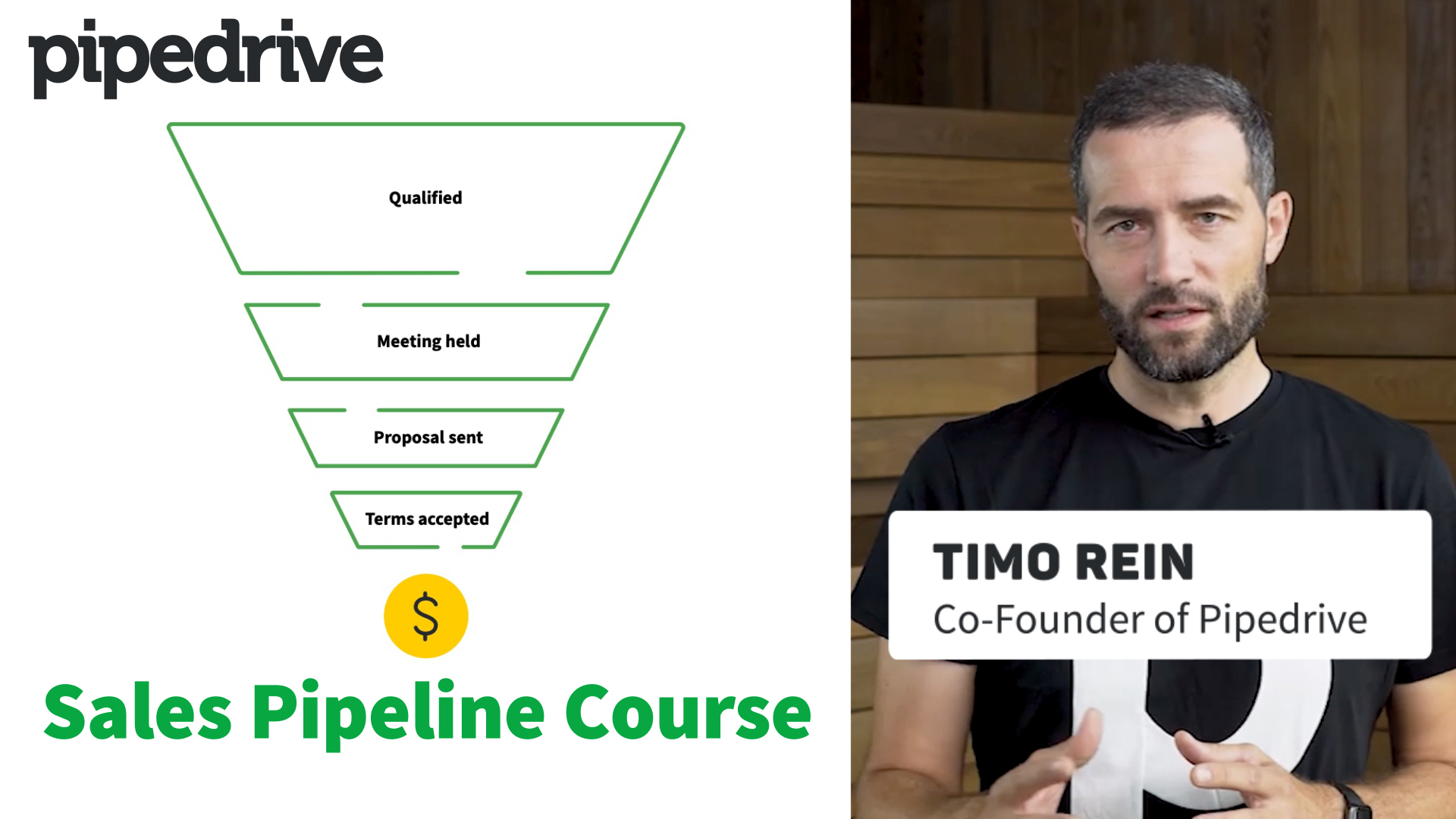 Sales Pipeline Course - Introduction
