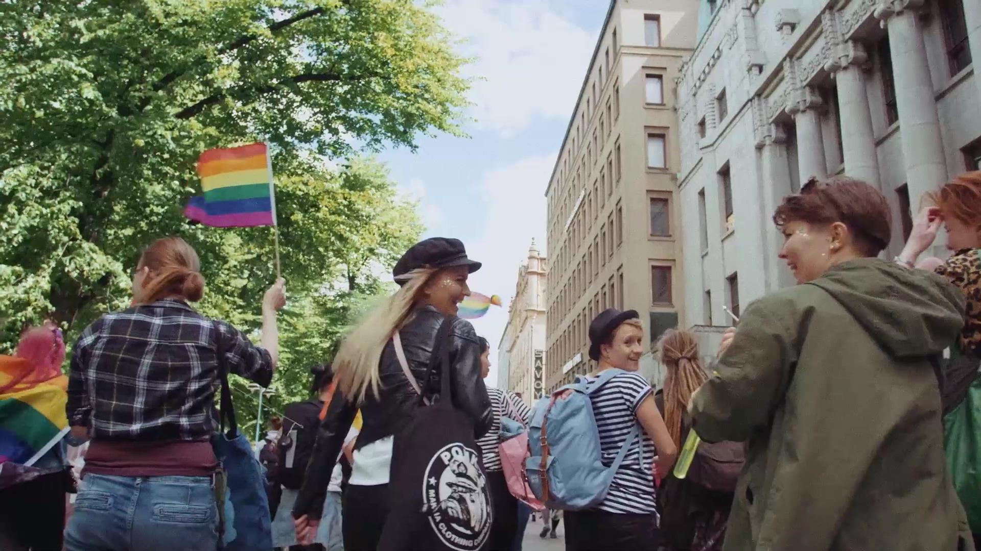 Pride 2021 - Yhdenvertainen maailma ei ole valmis TXT