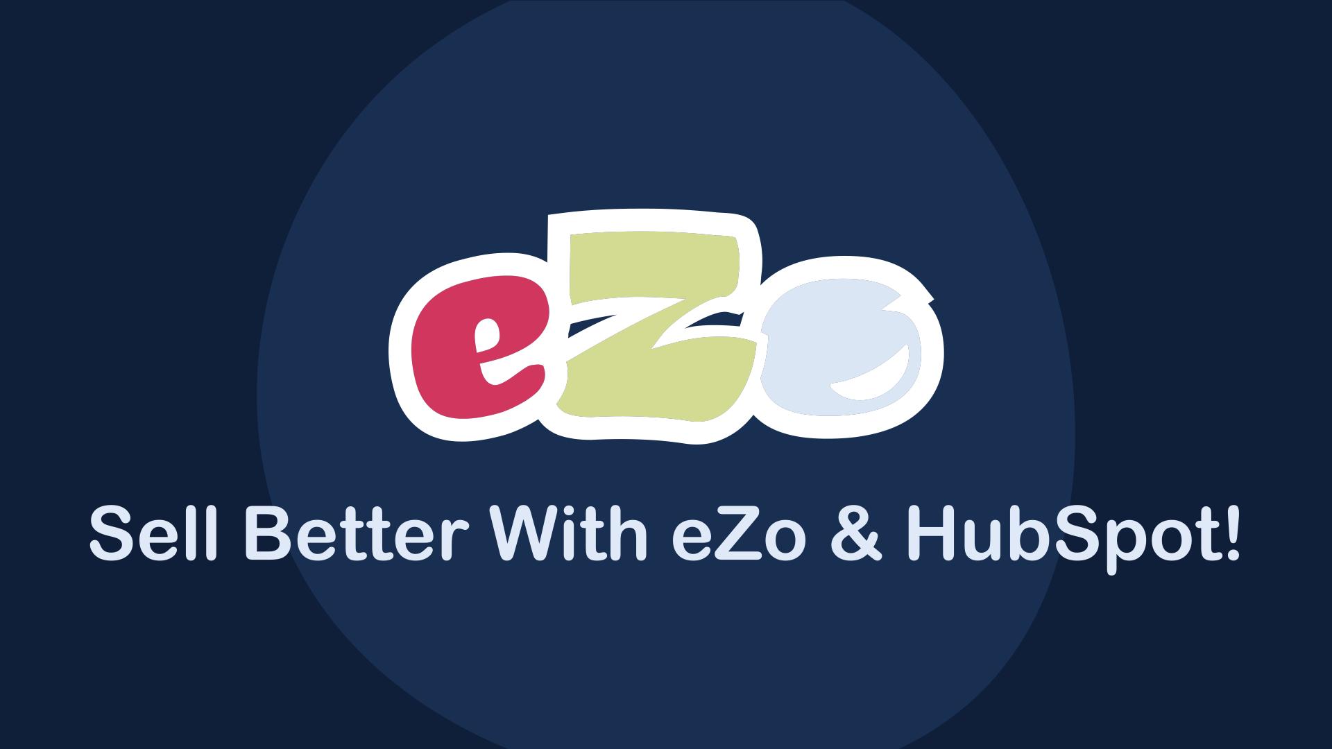 eZo Explainer Video