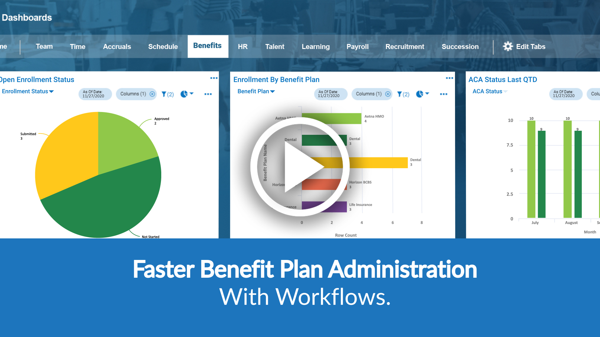 Inflection HR Benefits Software Solution Video Overview