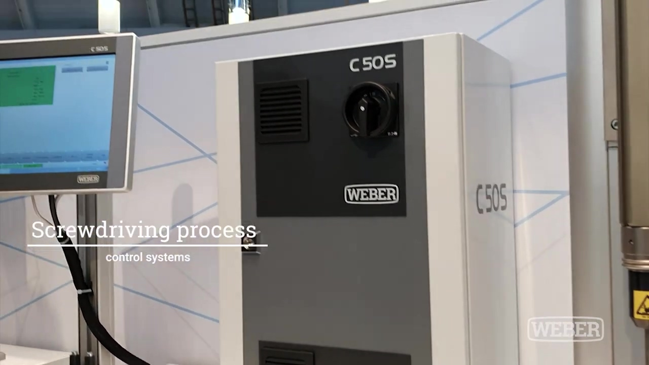 Process controller C50S WEBER