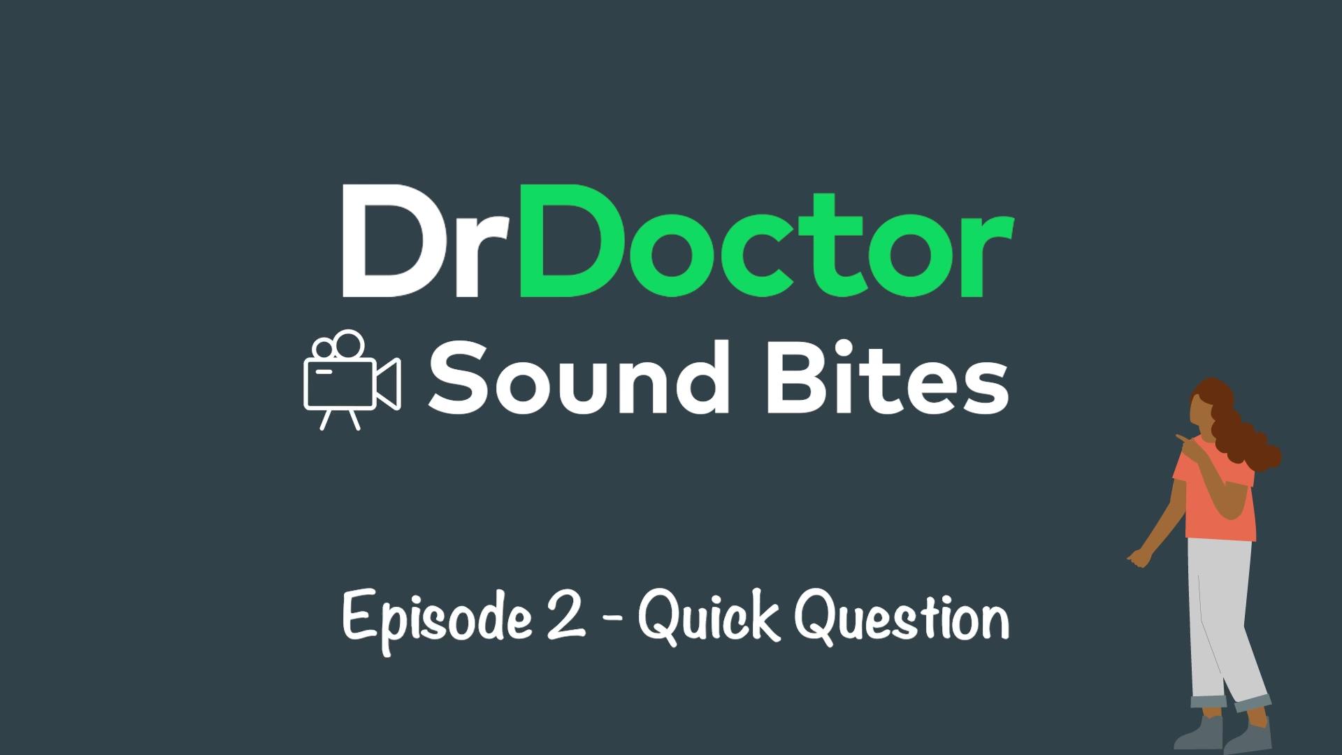 SOUND BITE EPISODE 2 - QUICK QUESTION (1)