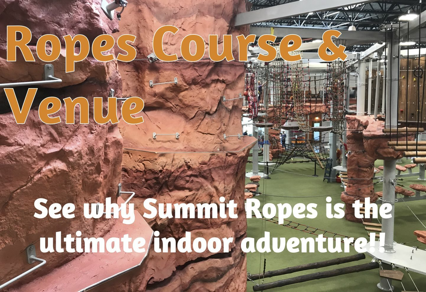 Visit Summit Ropes Today!