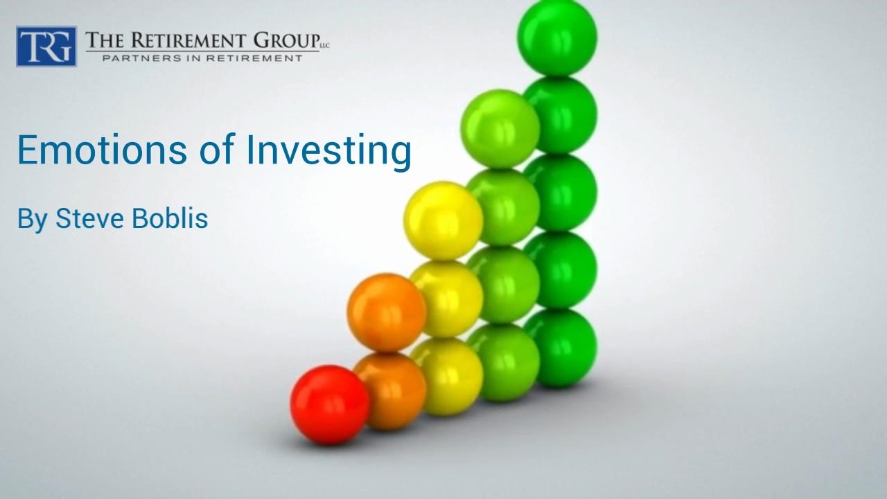 Emotions of Investing - Steve Boblis - 7_9_21