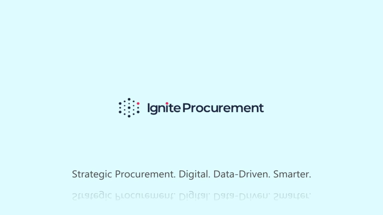 Follow Ignite Procurement on