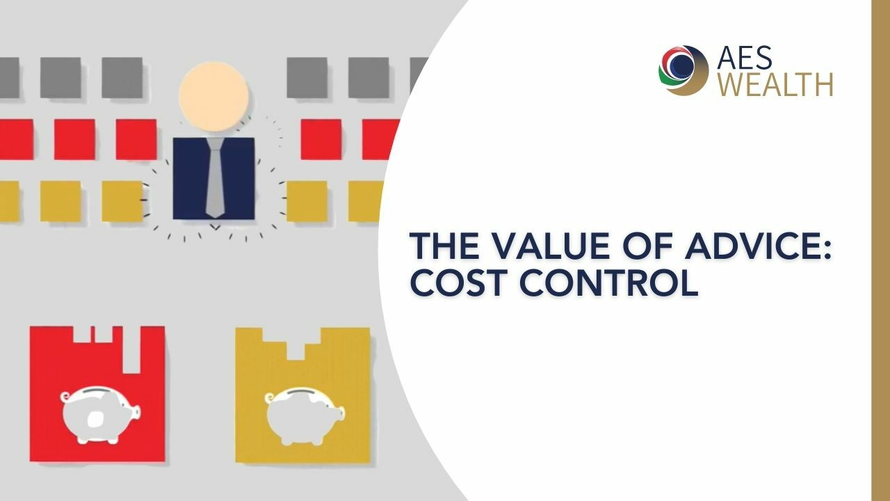 THE VALUE OF ADVICE 3 - Cost Control AES International
