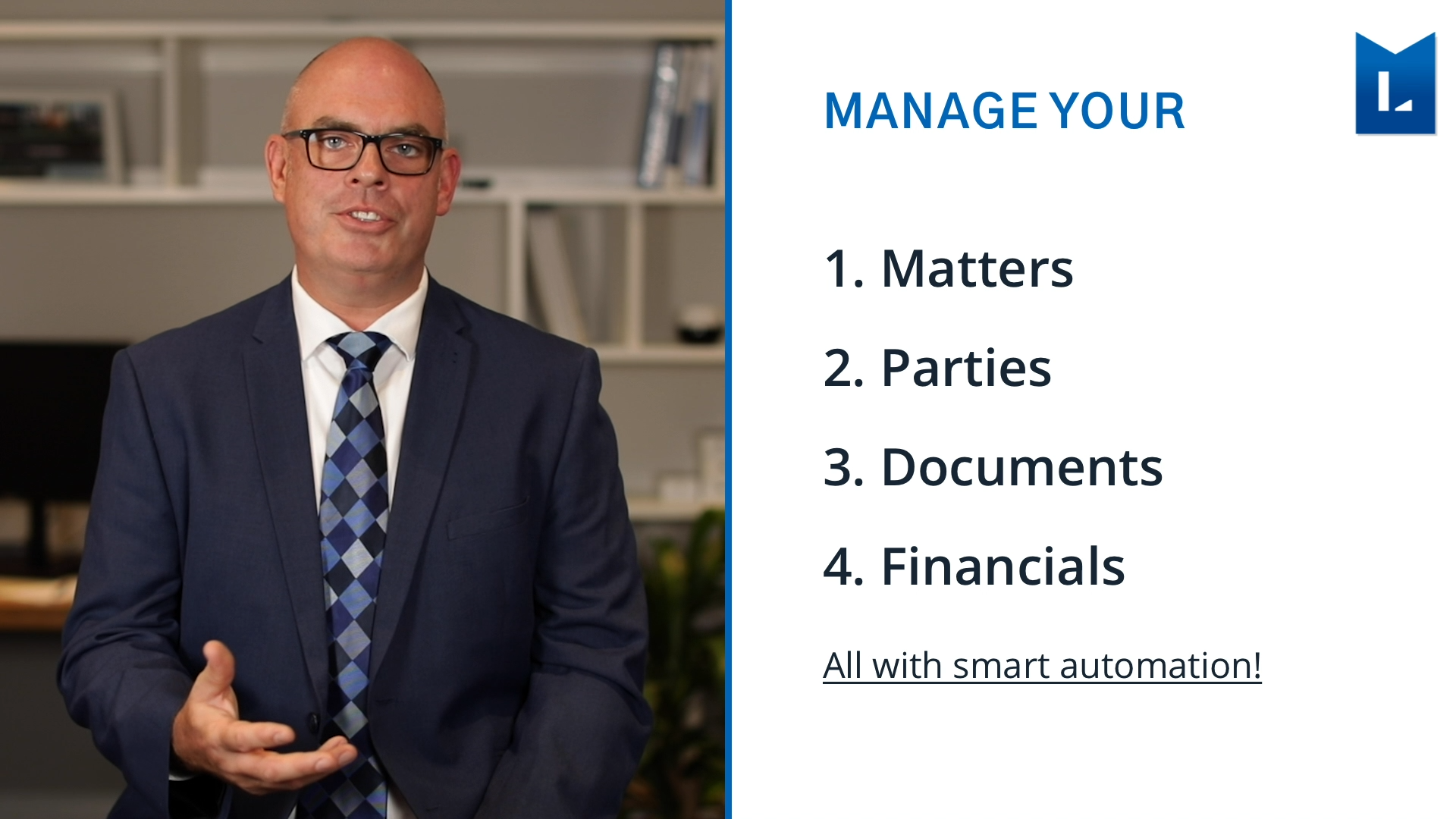 Matter Management (David)