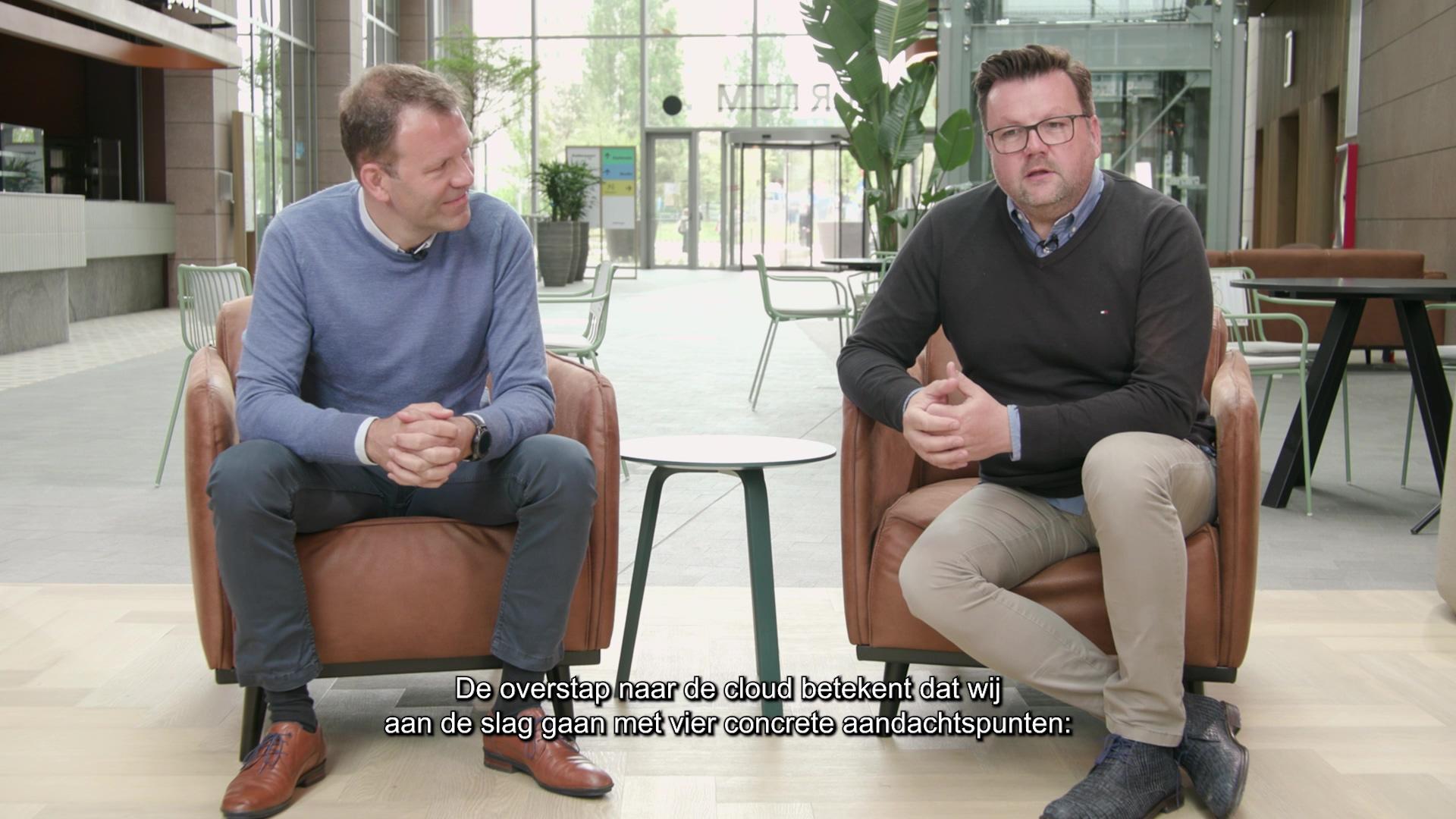 CORILUS -  Regis en Jeroen - ambities - NL