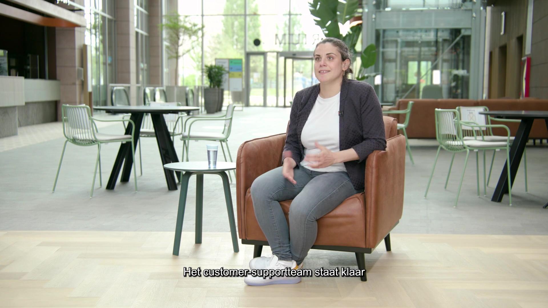 CORILUS - Gabriëlle video 1 NL