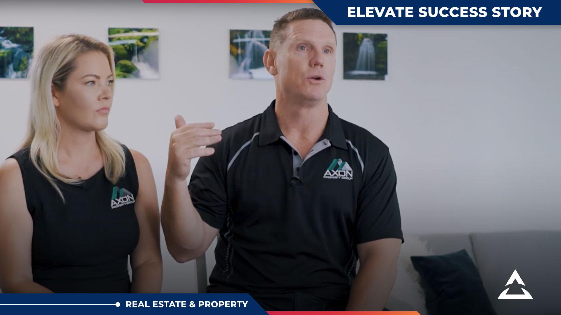 Robbie & Tamara Success Story