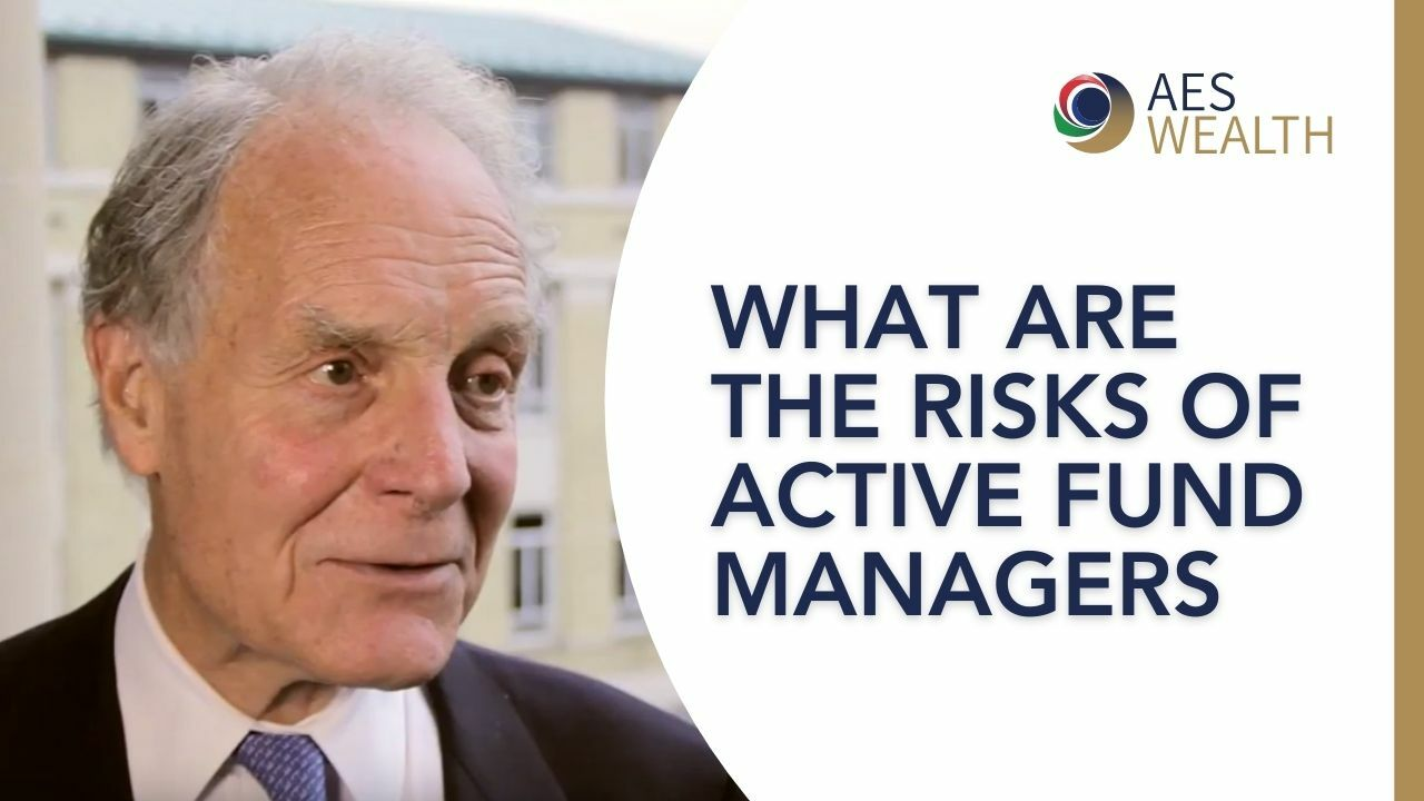 Adviser Vlog 07 What are the risks of active fund managers