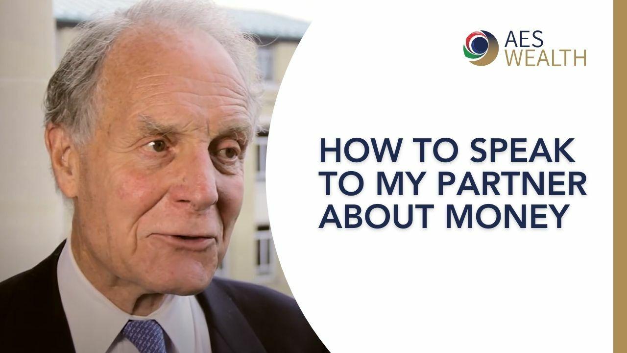 Adviser Vlog 10 How to speak to my partner about money