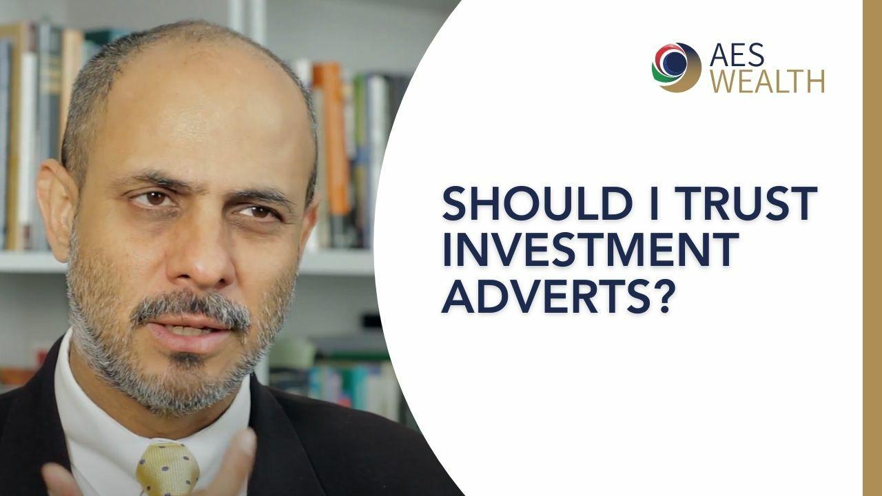 Adviser Vlog 08 Should I trust investment adverts