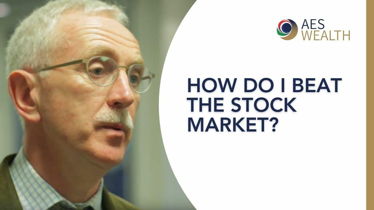 Adviser Vlog 16 How do I beat the stock market