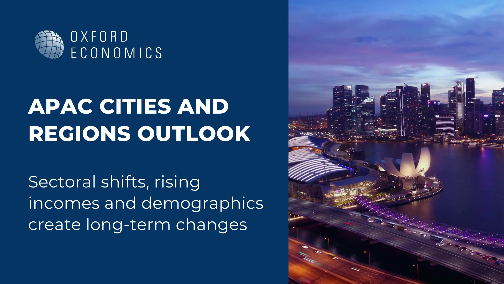 Asia Pacific Cities and Regions Outlook video Q2 2021