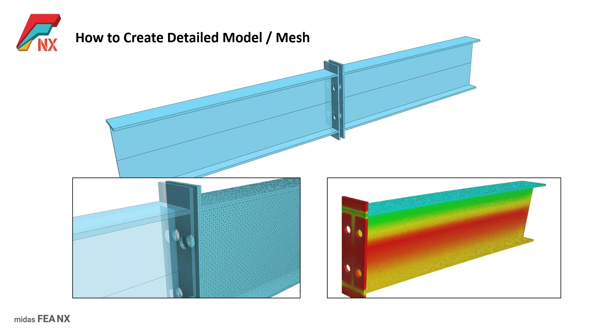 Midas Intro Session_ Modeling and Meshing Techniques for Irregular Geometries and Localized Zones