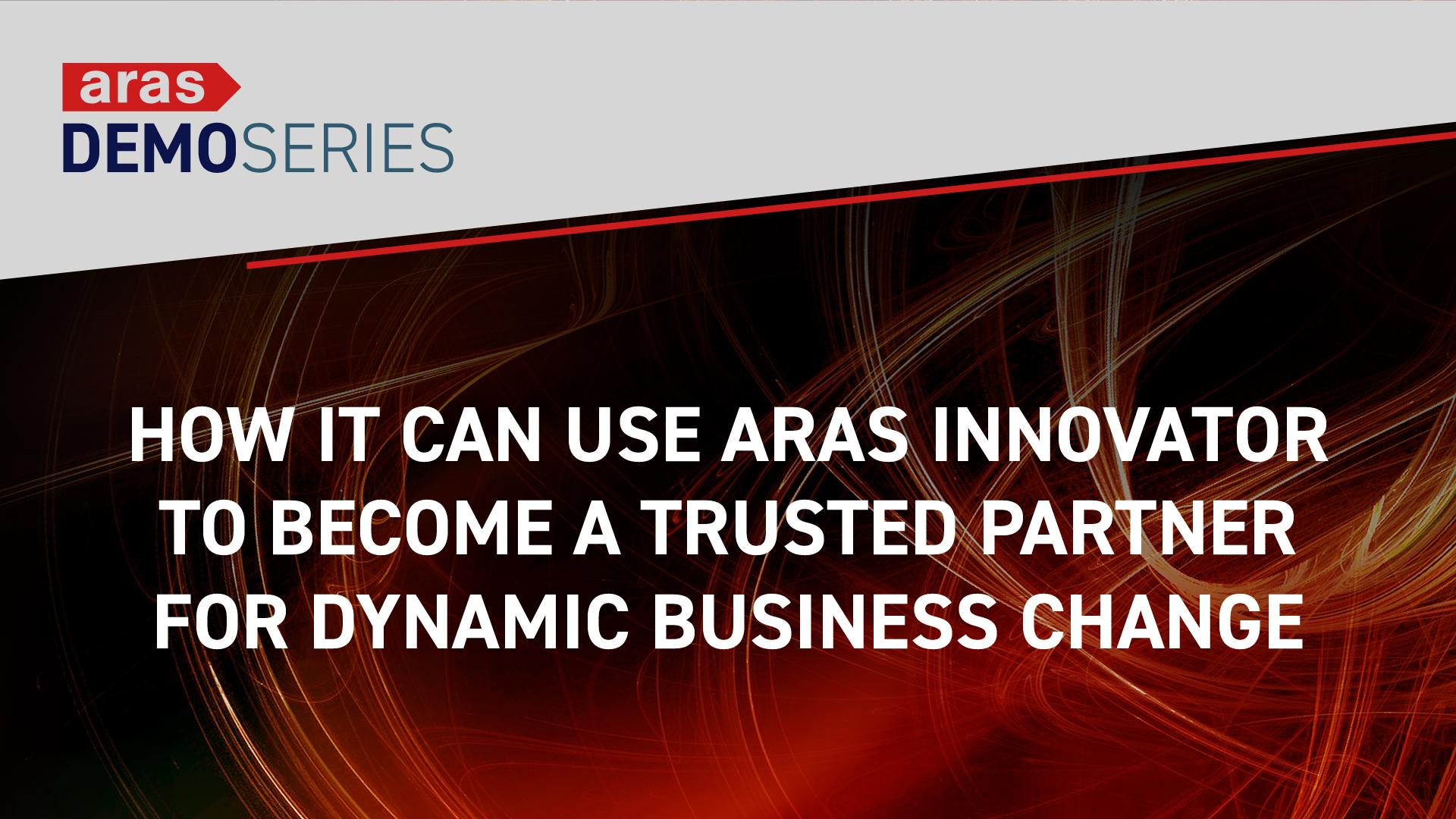 Dynamic Business Change