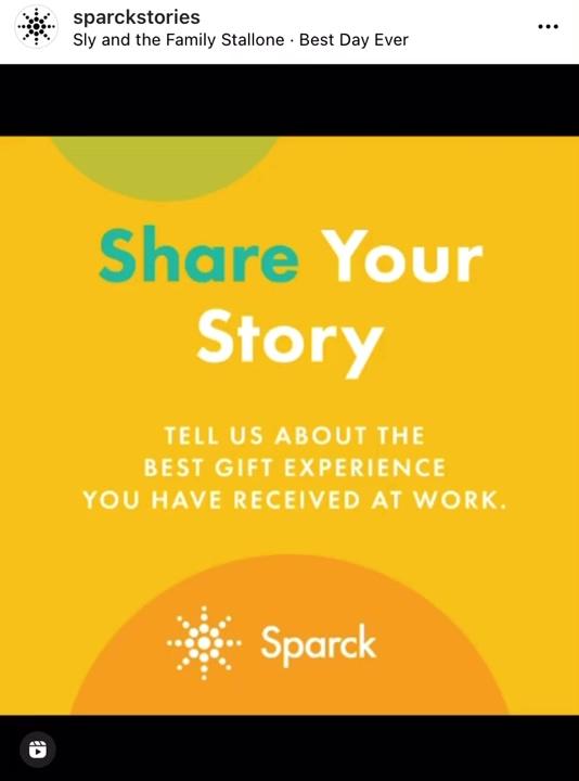 Introducing Sparck Stories