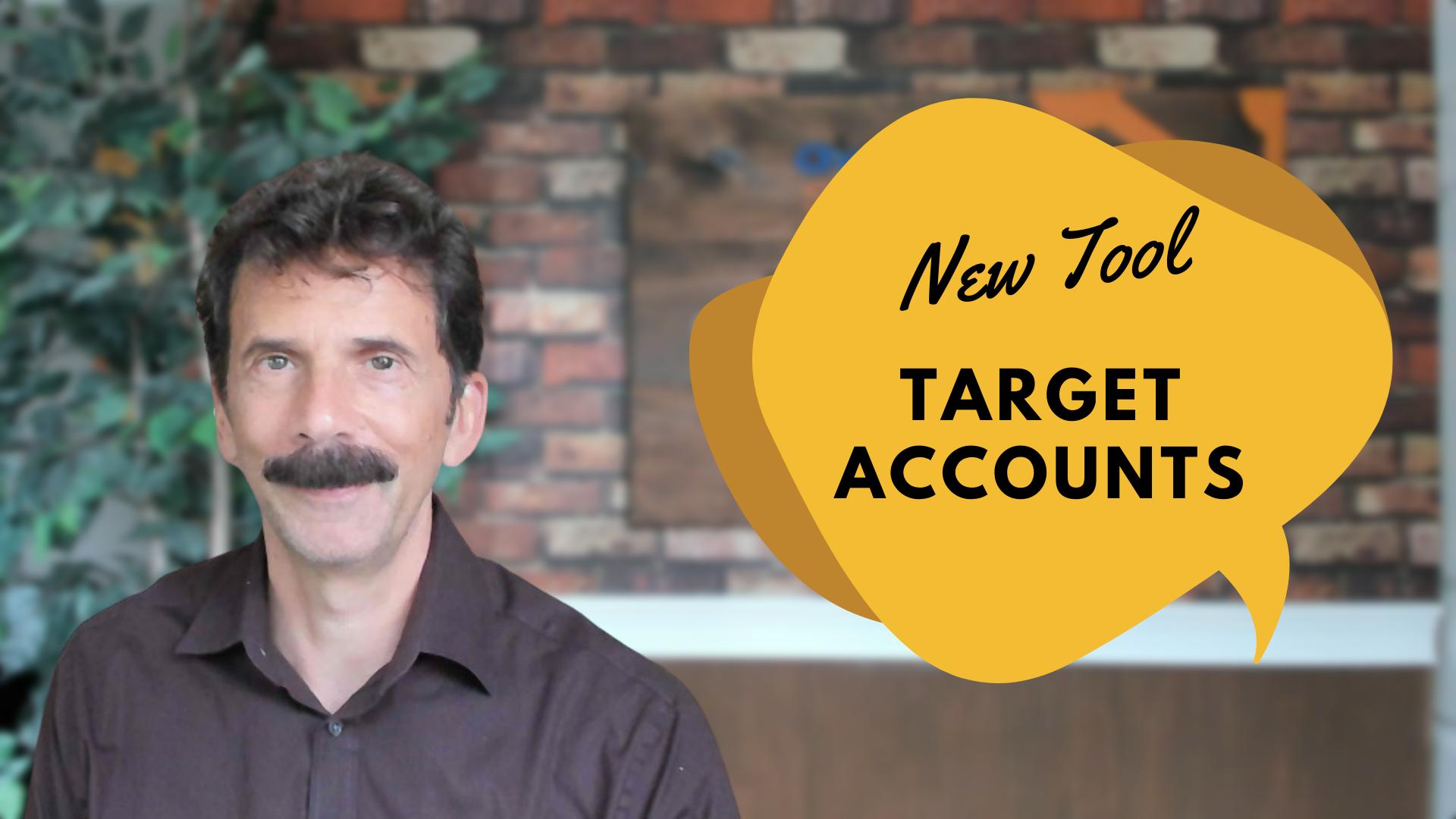 HubSpot Target Account Feature