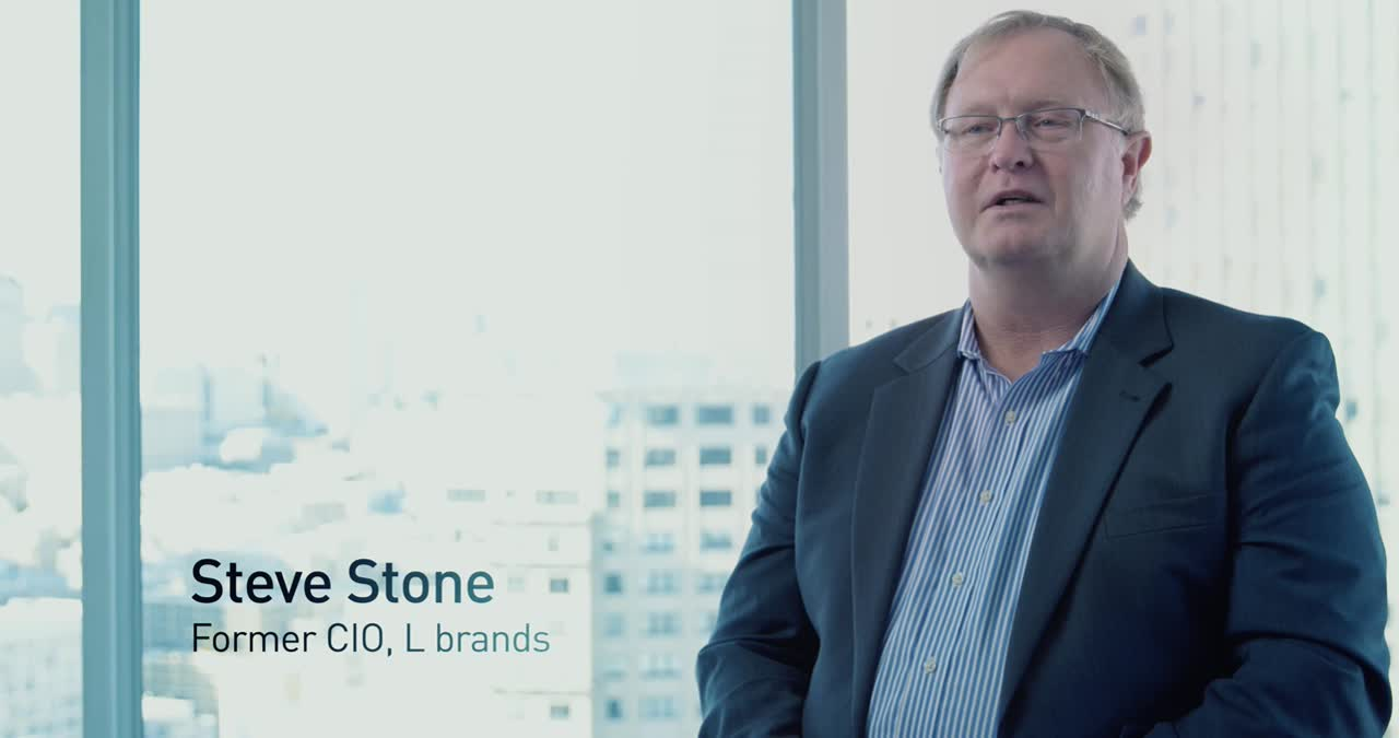 Building an Application Network: Insights from Steve Stone, Former CIO of Lowe's and L Brands