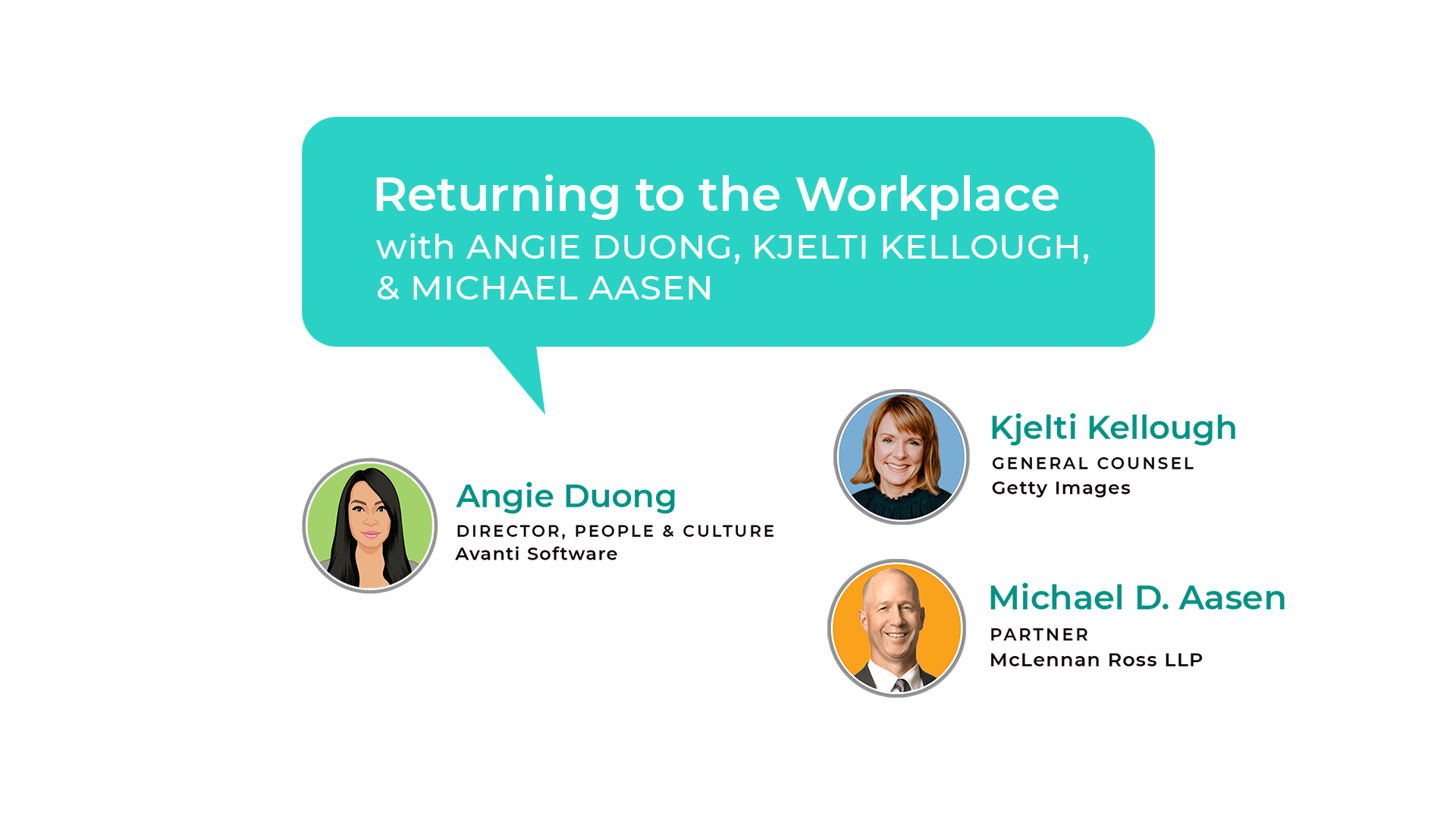 Office Hours with Avanti S1E6: Returning to the Workplace