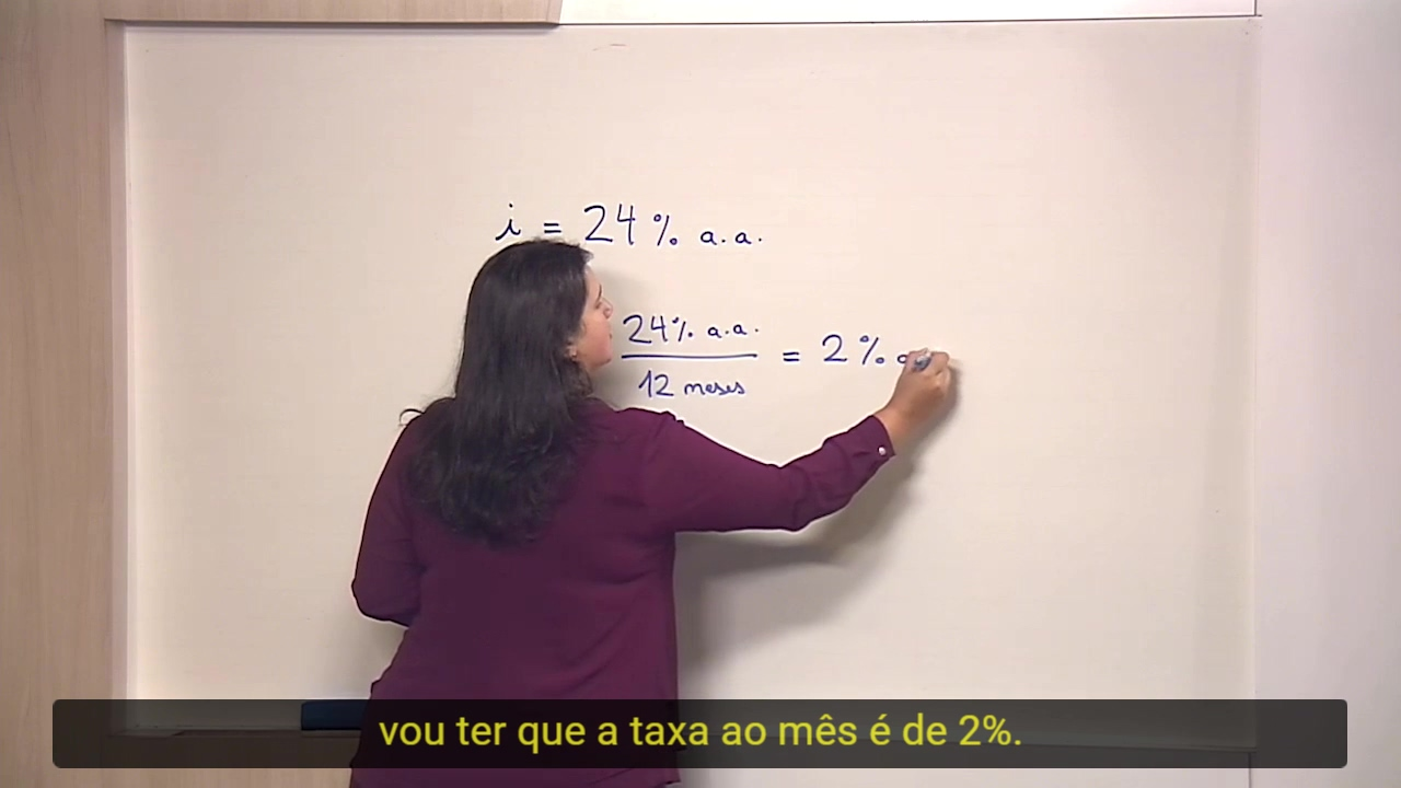 Trecho Aula - Matemática Financeira