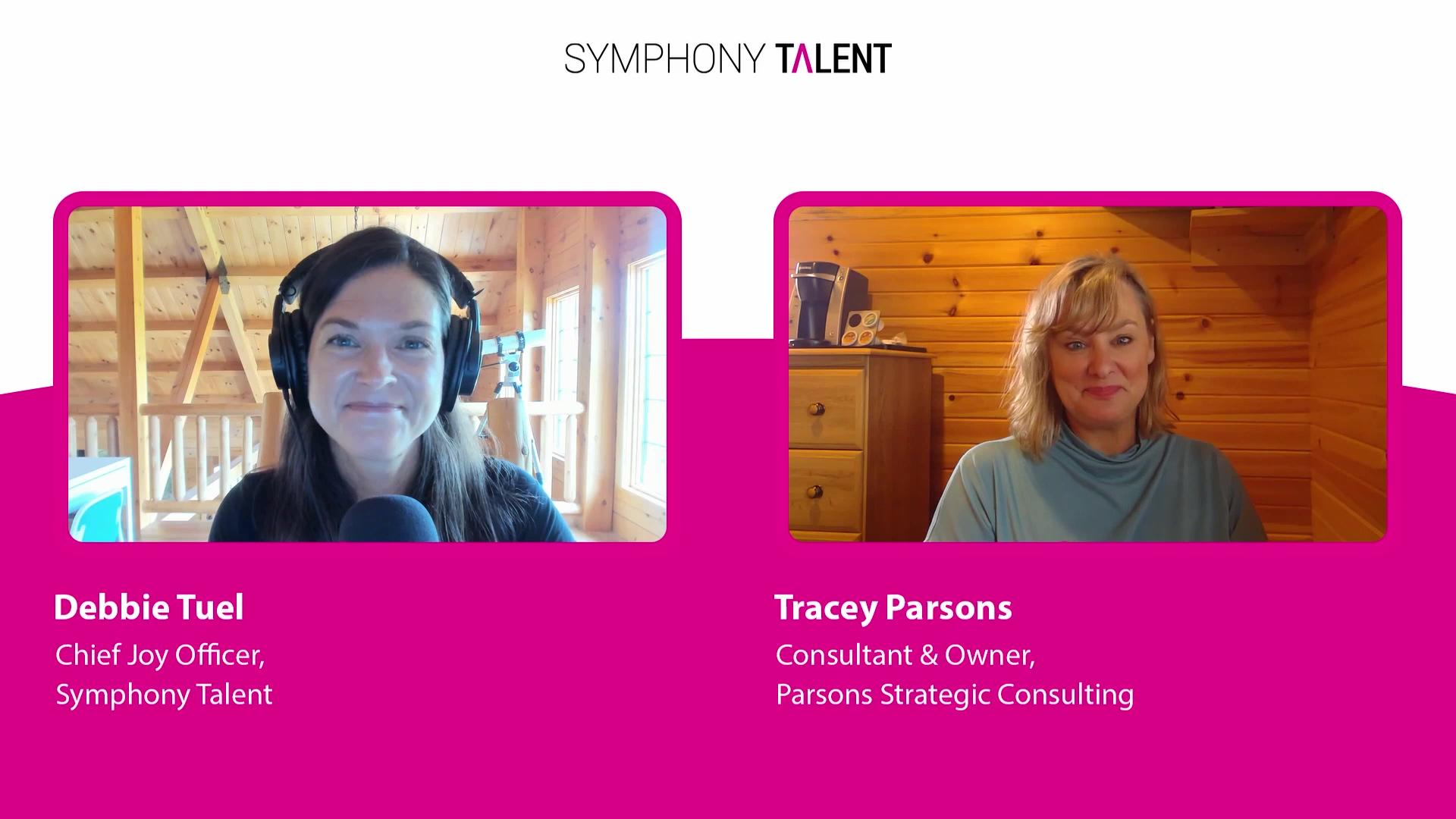 JOY Podcast w Tracey Parsons