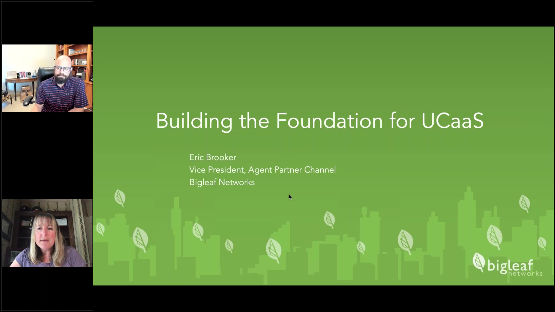 Building a Foundation for UCaaS July